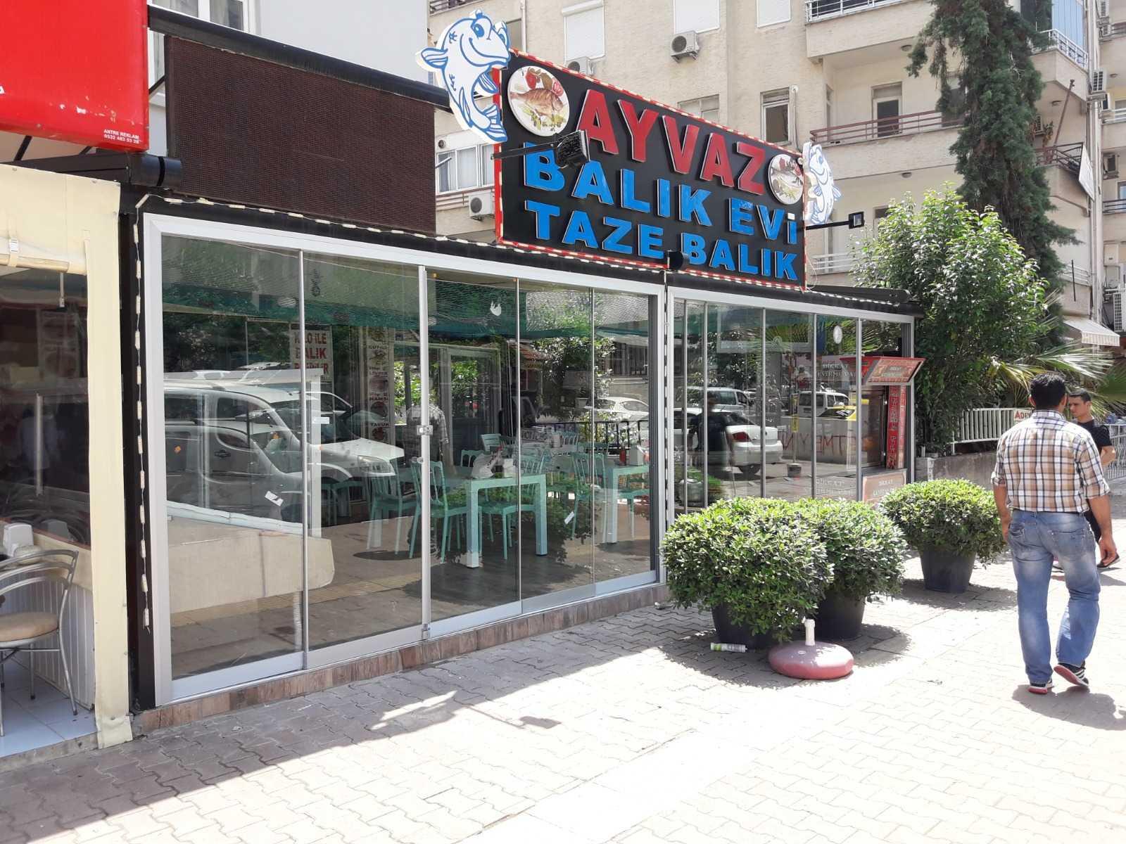 Antalya Cam Balkon